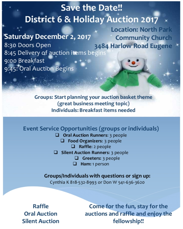 Holiday_Auction_Flyer December 2017